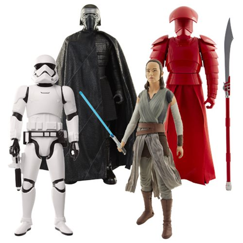 Star Wars: The Last Jedi 20-Inch Action Figure Wave 1 Case