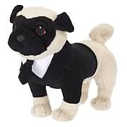 Men In Black 3 6-Inch Talking Frank the Pug Plush