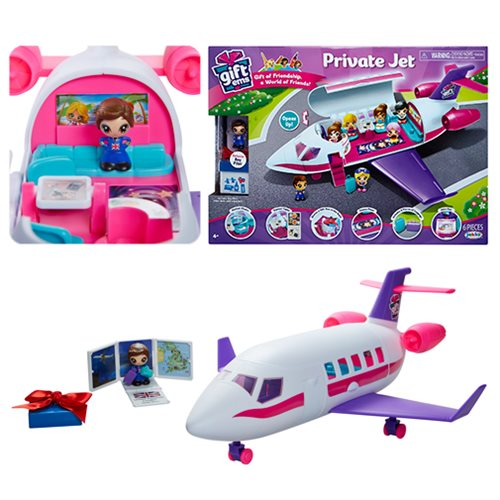 Gift 'Ems Private Jet Playset - Jakks Pacific - Gift Ems ...