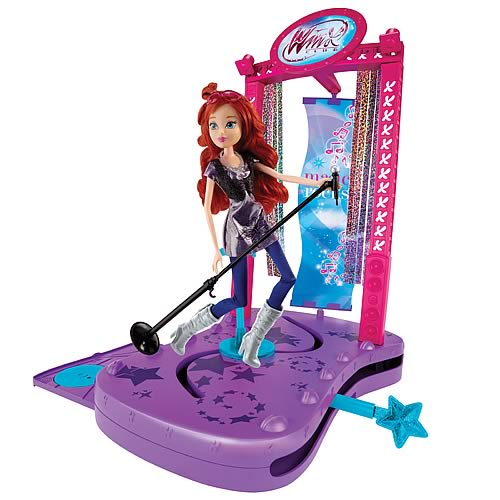 Winx Club Rock Concert Stage with Doll Playset