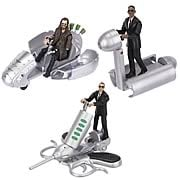 Men In Black 3 Action Figure Large Accessory Wave 1