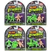 S.L.U.G. Zombies Mini-Figures 3-Pack Wave 2 Set