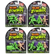 S.L.U.G. Zombies Mini-Figures 3-Pack Wave 3