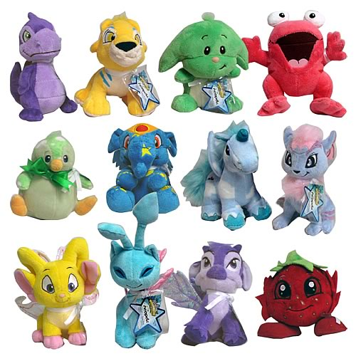 Neopets Cards