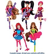 Winx Club Fairy Concert Action Doll Case