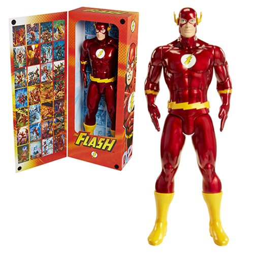 DC Comics The Flash 19-Inch Big Figs Action Figure