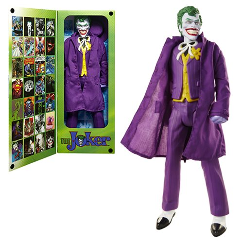 DC Comics Joker Killing Joke 20-Inch Big Figs Action Figure