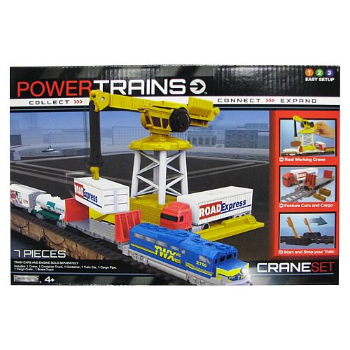 Power Trains Action Accessories