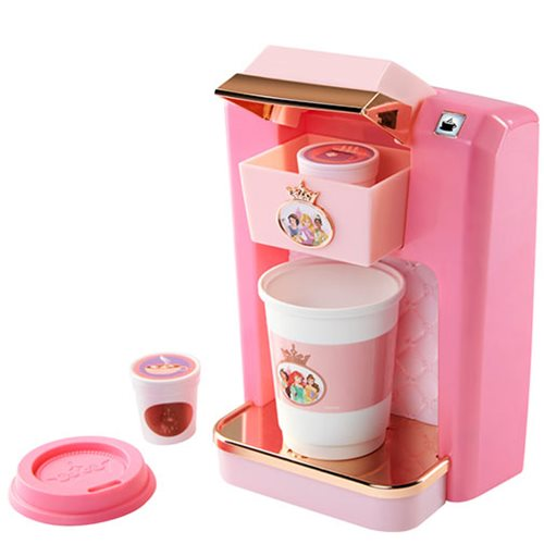 Disney Princess Style Collection Play Gourmet Coffee Maker