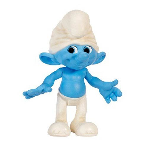 Smurfs 2 Wave 1 Grab 'Ems Action Figure Case