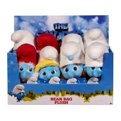 Smurfs 2 Bean Bag Wave 1 Plush Case