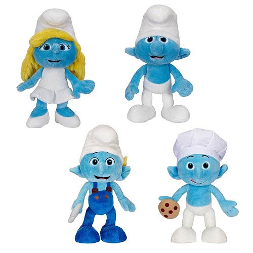 Smurfs 2 Basic 11-Inch Wave 1 Plush Case