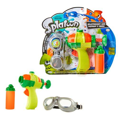 Splatoon Splattershot Quick Shot Blaster