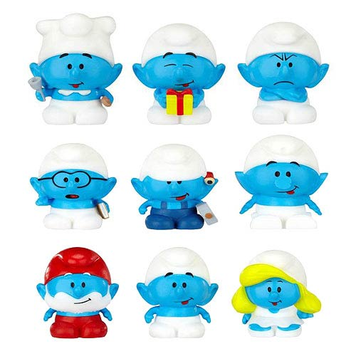 Smurfs 2 Wave 1 Mini-Figure 3-Pack Case