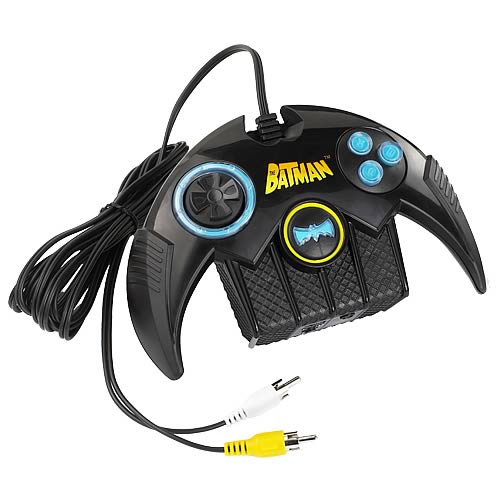 Tv Games Plug And Play : Batman plug play tv game jakks pacific