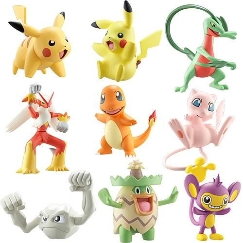 Pokemon Battle Frontier Wave 2 Figure Case