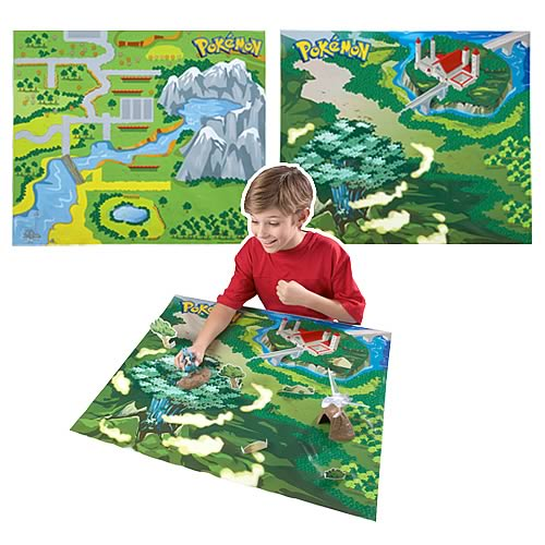 Pokemon Mat Playset Case