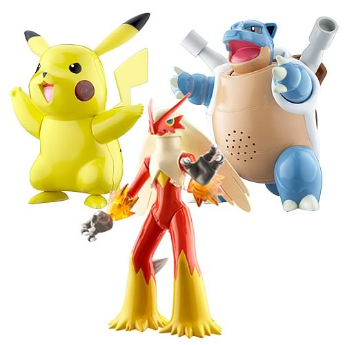 Pokemon Battle Frontier Wave 1 Deluxe Figure Case