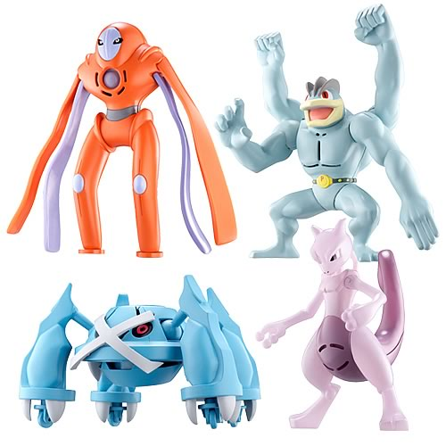 Pokemon Battle Frontier Wave 2 Deluxe Figure Case