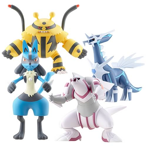 Pokemon Diamond & Pearl Wave 1 Figure Case