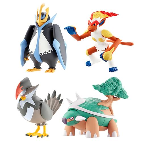 Pokemon Real Attack Wave 1 Action Figure Case