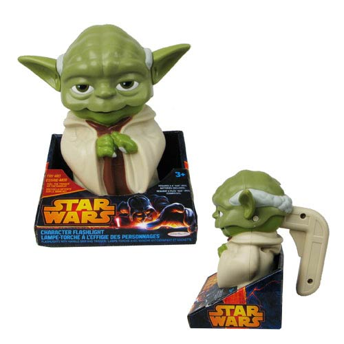Star Wars Yoda Flashlight