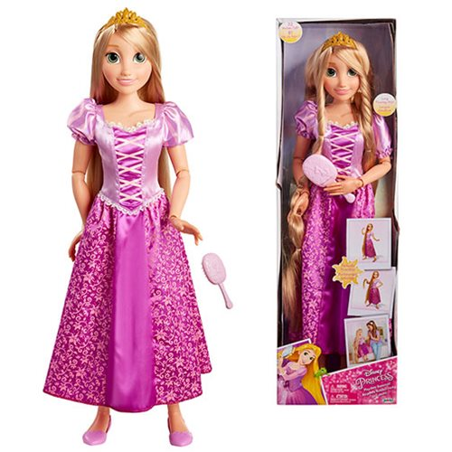 Disney Princess Tangled Rapunzel 32-Inch Playdate Doll