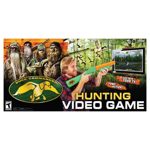 Duck Commander Plug and Play Video Game
