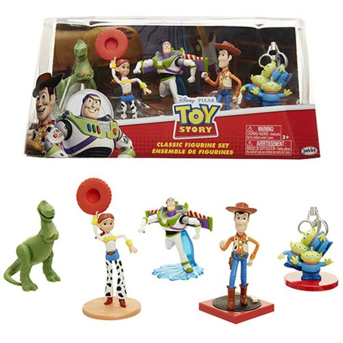 Toy Story Figure Set