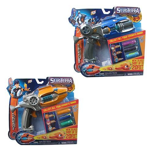 Slugterra Mid-Level Blaster and Slug Ammo Wave 2 Case