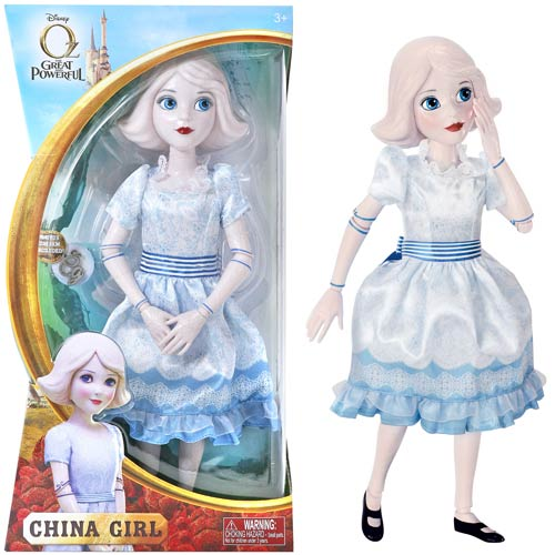Oz the Great and Powerful China Girl Disney Fashion Doll