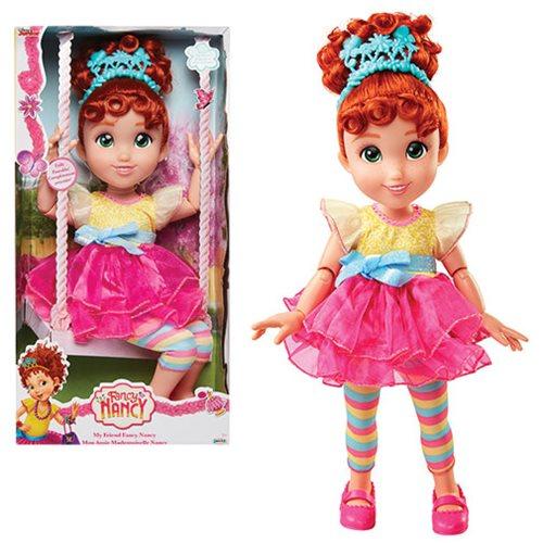 Fancy Nancy My Friend Doll