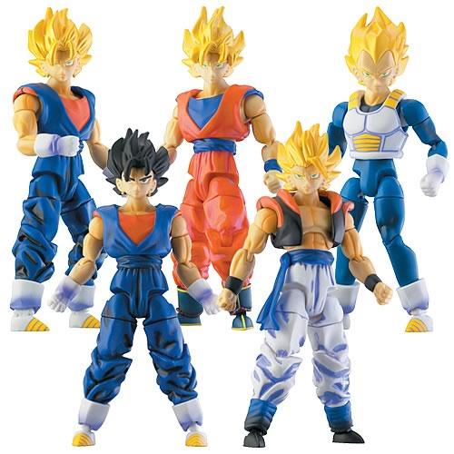 Dragon Ball Z Toys : Dragon ball z collector action figures wave case