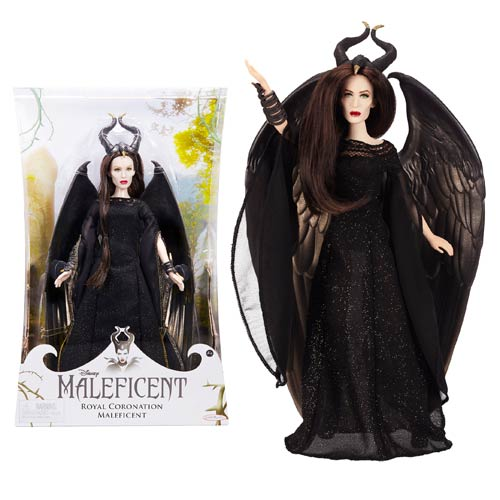 Maleficent Royal Coronation Collector Fashion Doll