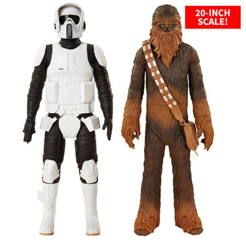 Star Wars Classic 20-Inch Wave 1 Action Figure Case