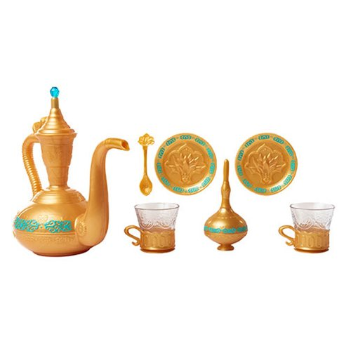 Disney Aladdin Live Action Agrabah Tea Set