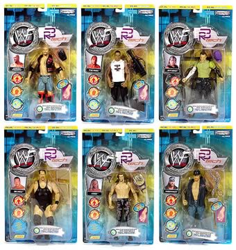 Real Re-Action Series 2 Set