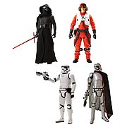 Star Wars Episode VII The Force Awakens 20 Inch Wave 1 Action Figure Case