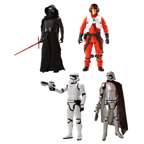 Star Wars: Ep VII 20-Inch Scale Wave 1 Action Figure Case