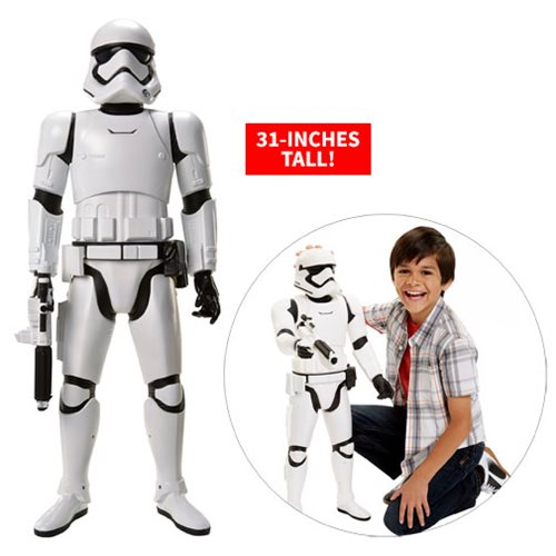 Star Wars: TFA Stormtrooper 31-Inch Action Figure