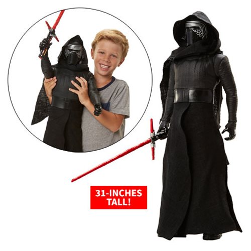 Bring Home This Baddie 31-Inch Action Figure