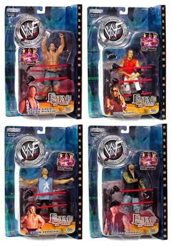 WWF Fatal 4-Way #2 Set