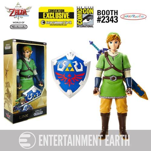 Legend of Zelda Link Variant Figure - Convention Exclusive