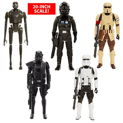Star Wars Rogue One 20-Inch Action Figure Wave 2 Case