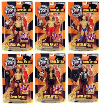 WWF Royal Rumble Set