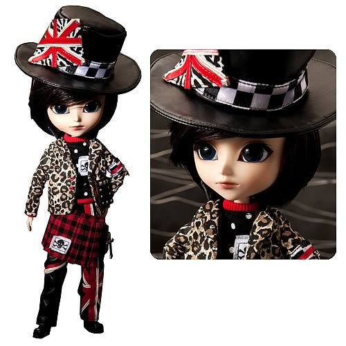 Pullip Isul Jimmy X Doll