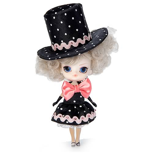 Alice in Wonderland Little Dal Mad Hatter Doll