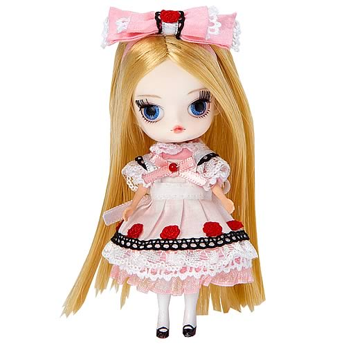 Alice in Wonderland Little Dal Pink Alice Doll