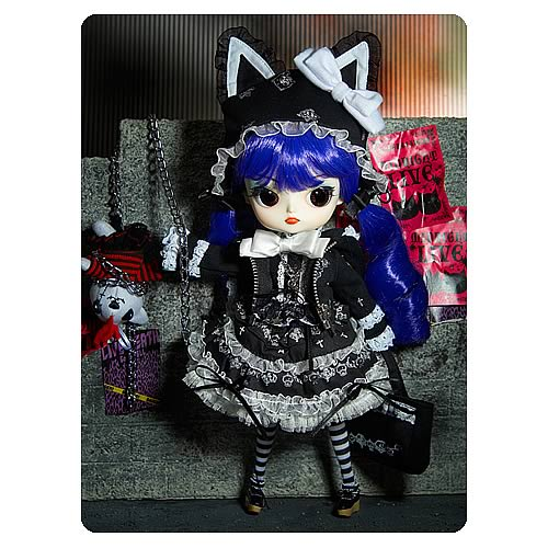 Pullip Dal H.Noato Angry Fashion Doll
