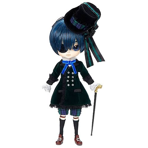 Pullip Dal Black Butler Ciel Fashion Doll